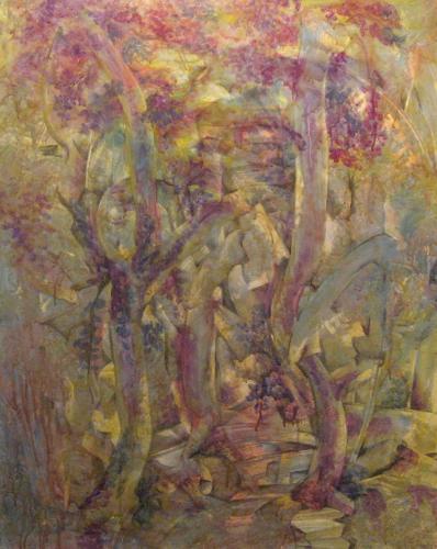 """Картины с Выставки """"Мой взгляд"""": Аллея"""