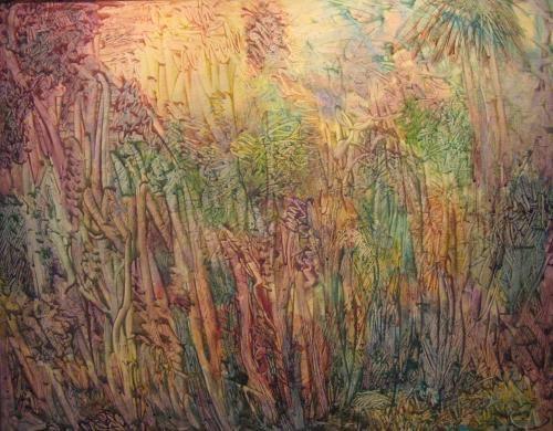 """Картины с Выставки """"Мой взгляд"""": Горный пейзаж"""