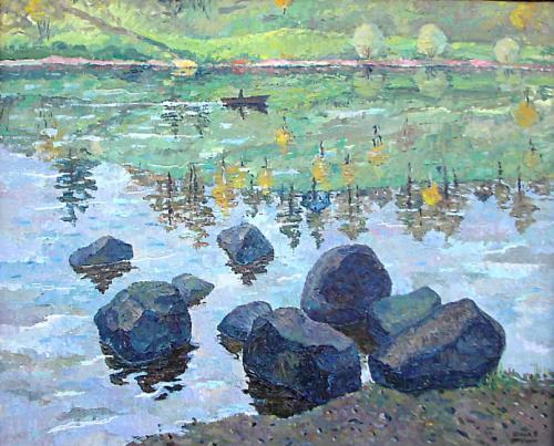 р-р . 80 x 100, х.м. 2004 г.