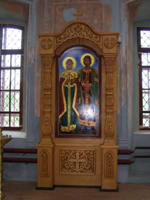Иконостас в г. Вязьма