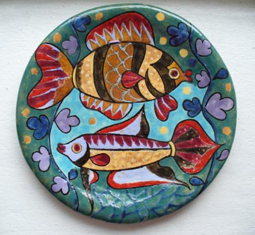 "Тарель ""Рыбы"""